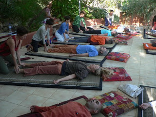 Thai Massage Philosophy