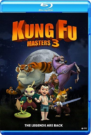Kung Fu Masters 3 WEB-DL 720p