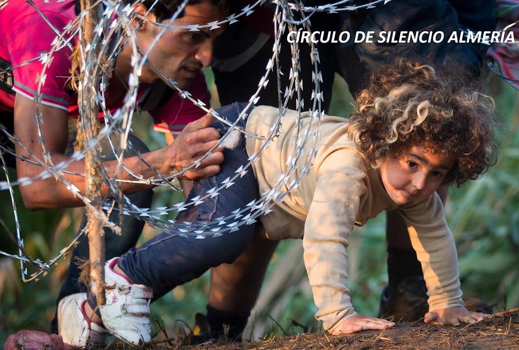 Círculo de Silencio Almería