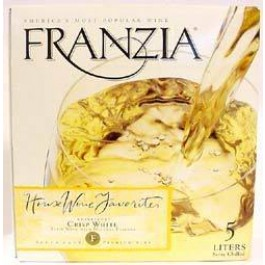 Franzia Crisp White Wine Review