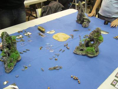 DEBRIEFING Chevauchée des Dragons de Vaires, Novembre 2011 P1060192