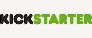 キックスターターのロゴ