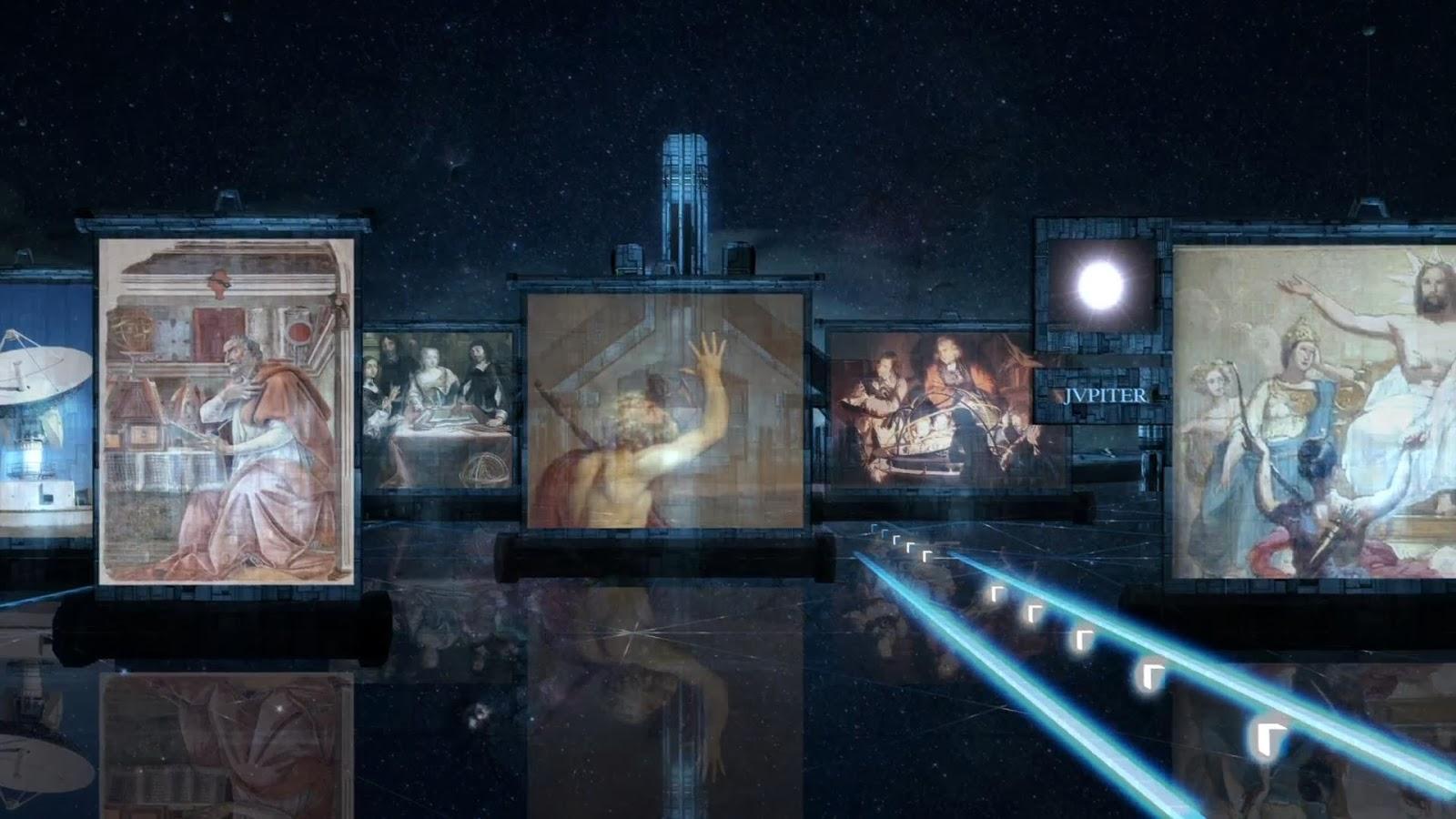 Nuestro Universo 1080p HD Latino - Ingles [MG] [FC]