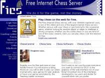 Jugar al Ajedrez online Free Internet Chess Server
