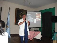 conferencia en León