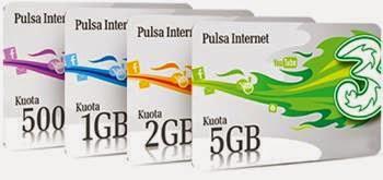 Cara Cek Sisa Kuota Internet semua operator di indonesia, seperti Telkomsel, Indosat , XL, Axis, 3, dan Smartfren