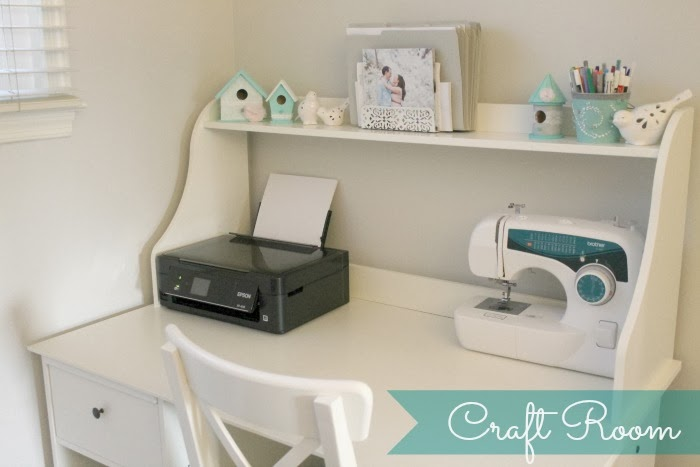 Organizing a Craft Room | Meet the B's