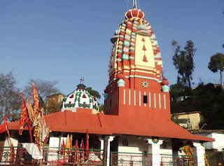 Picture of Shoolini Devi Temple in Solan Himachal Pradesh