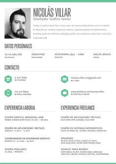 It resume ideas