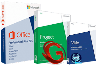 Project Professional 2013 64 bit