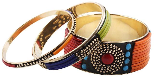 Indianshelf Handmade bangals