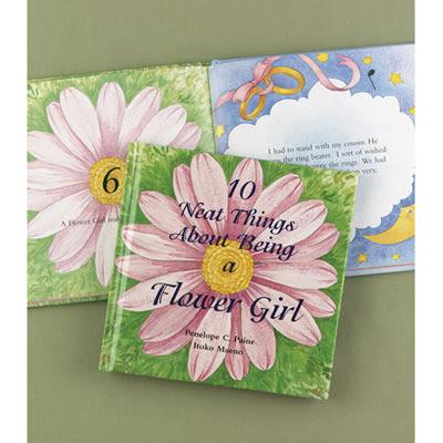 flower girl book
