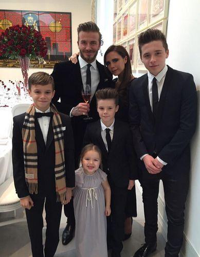 2015/10/07 David Beckham