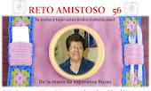 RETO AMISTOSO 56
