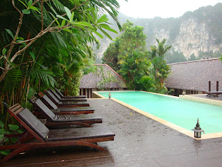 The Cliffs Hotel, Ao Nang