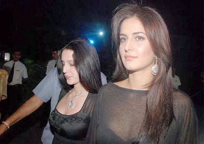 Planet Bollywood: Katrina Kaif Sisters