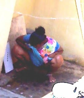 Village Bhabhi Peeing Outside