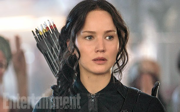 Katniss Mockingjay Entertainment Weekly