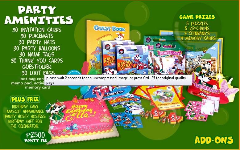 Jollibee Party Package 2013   Joy Studio Design Gallery ...