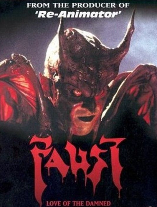 The story of doctor faustus