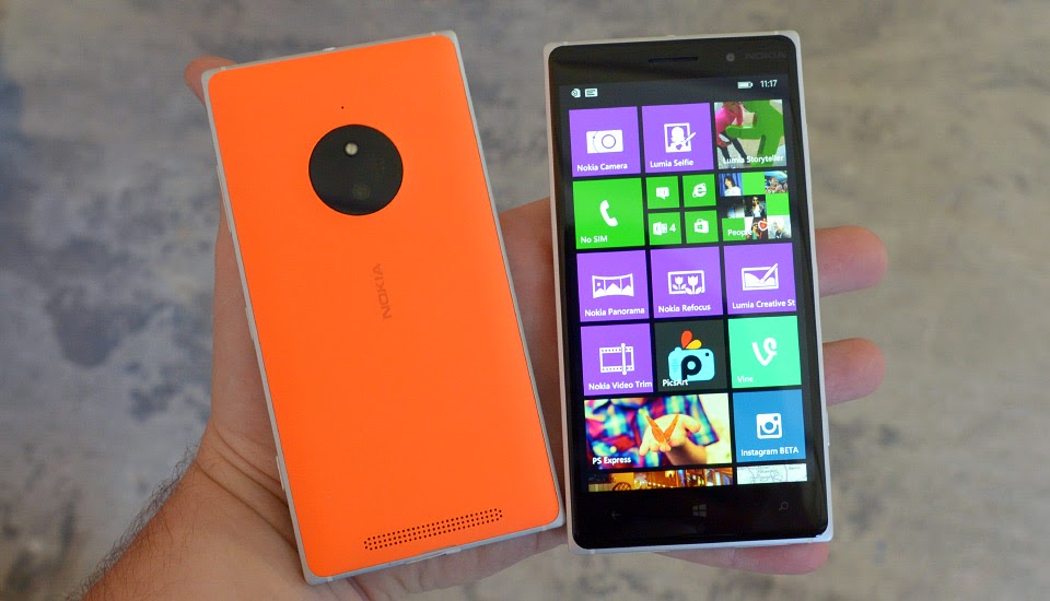 Price and Specification Nokia Lumia 830