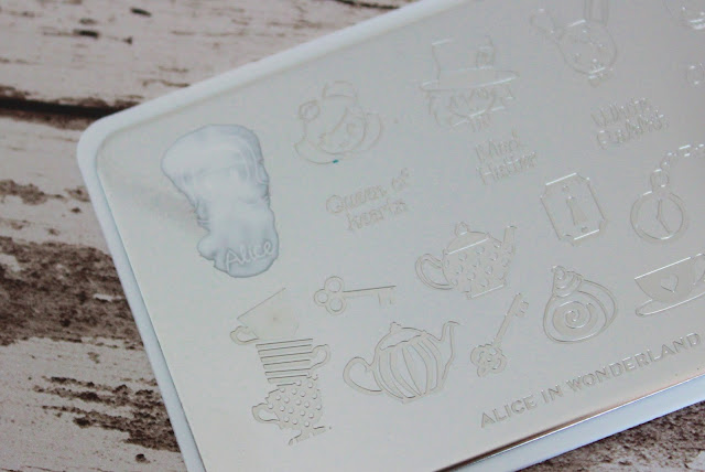 MoYou nail stamping kit tutorial