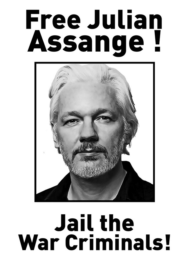 Free Julian Assange!