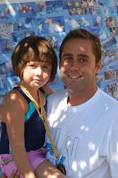 Irene con su David en 2011