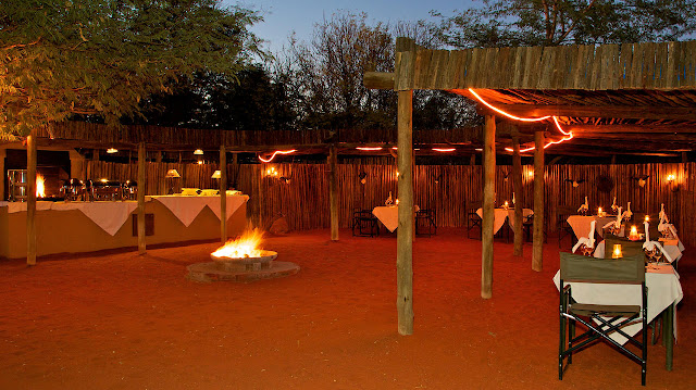 Bagatelle Kalahari Game Ranch Namibia