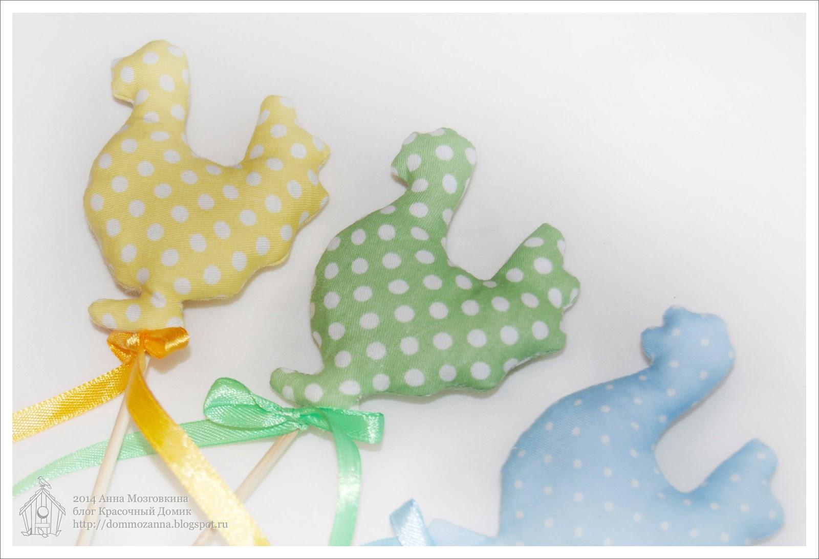 пасхальная игрушка курица текстиль