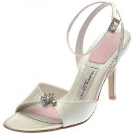 moda zapatos para novias