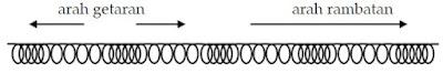 Pengertian serta Macam-macam Jenis Gelombang (Transversal dan Longitudinal) dilengkapi dengan Rumus Periode dan Frekuensi Gelombang