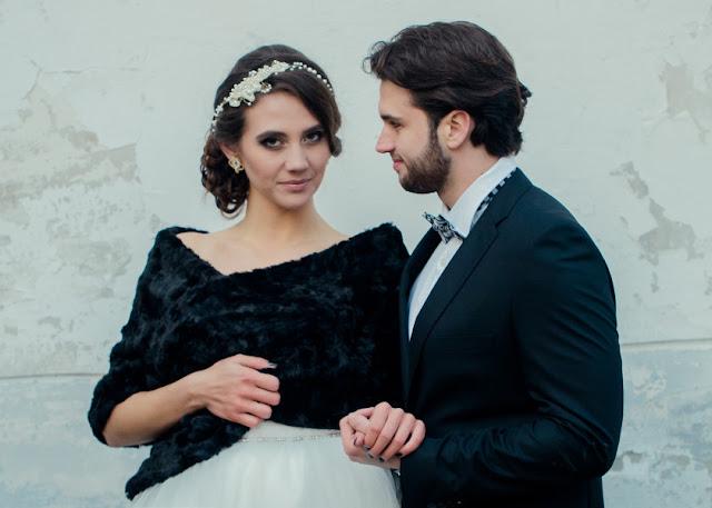Ślubna opaska z perłami, PiLLow Design, kolekcja Airy