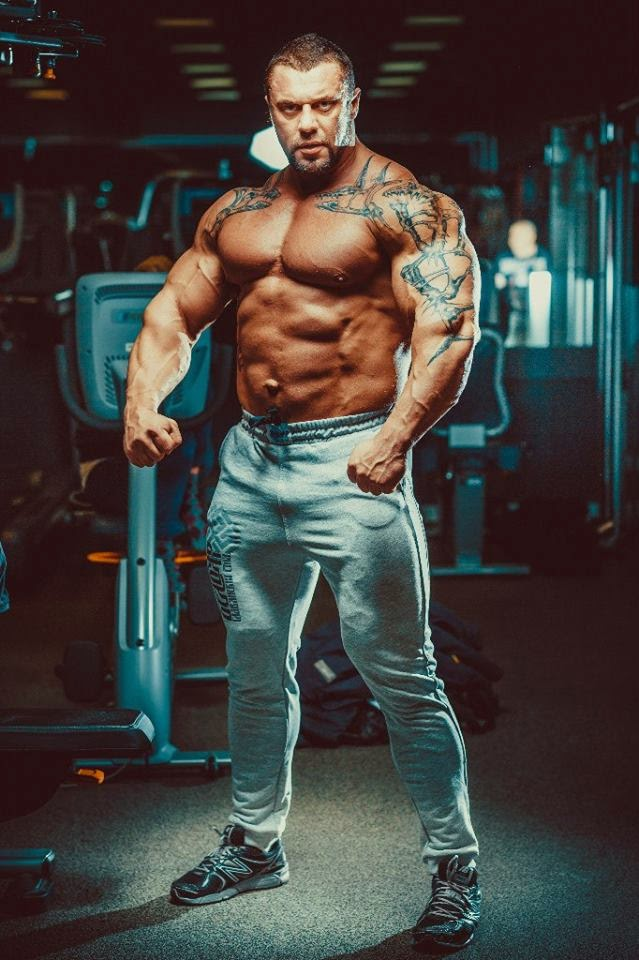 michael de mello bodybuilder