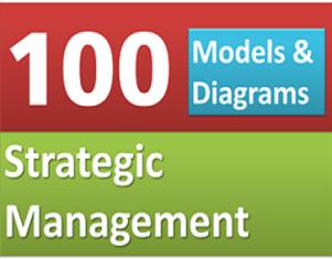 ppt strategic management 100 models and diagrams ppt download ppt