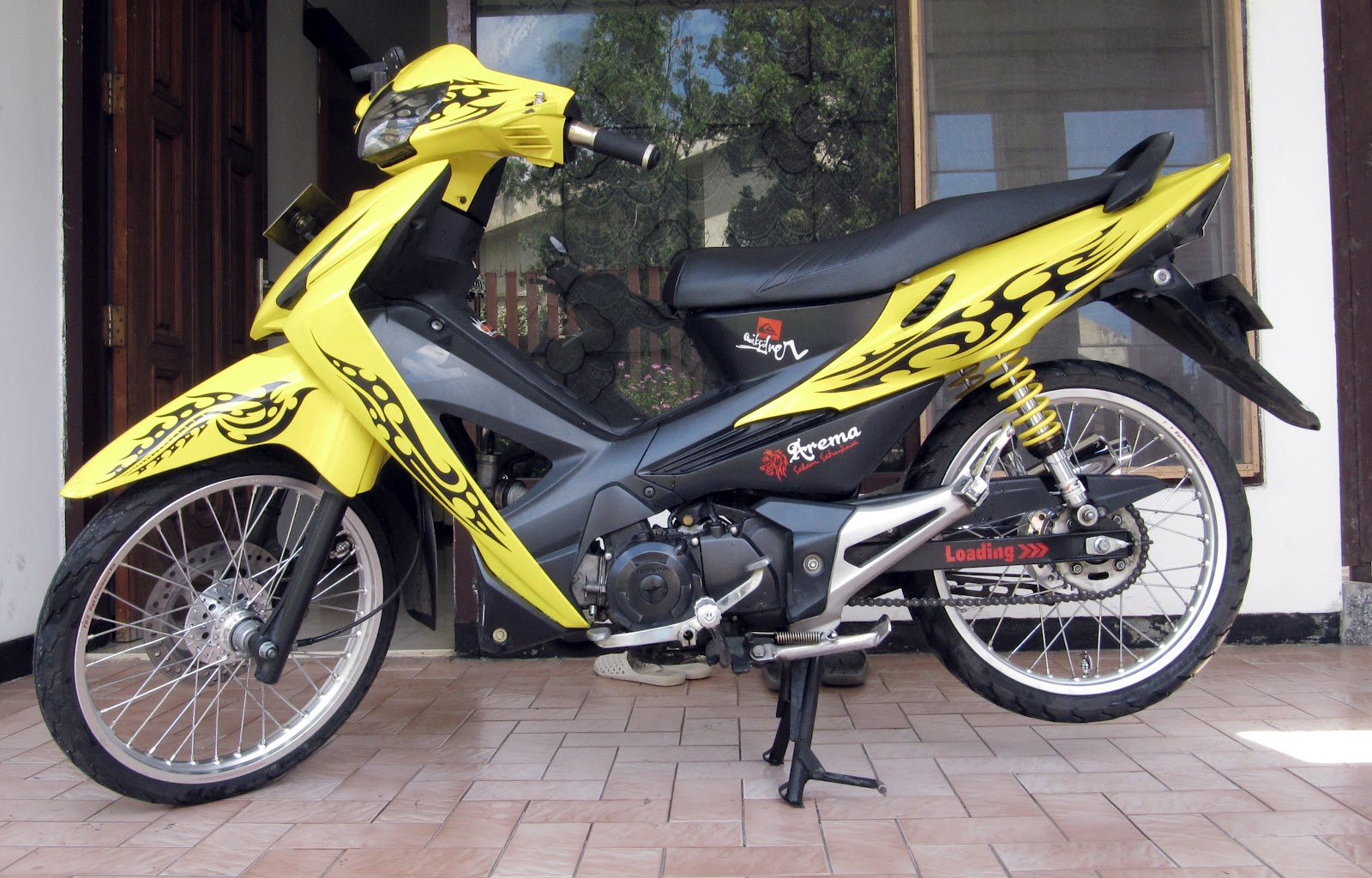 all about my lifestyle n hobbies: revo 2007 modifikasi