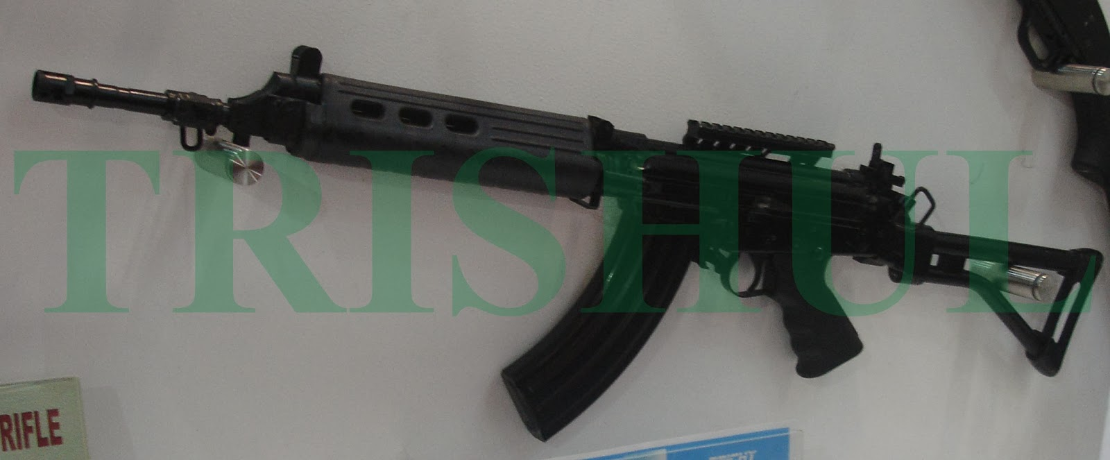 Drdo multical rifle unveiled page 7 - Some More Homegrown Product Exhibits