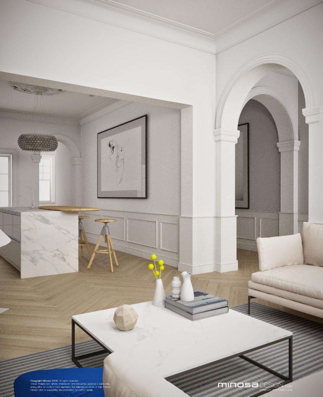 Minosa: Classic Modern Kitchen & Bathrooms by Minosa