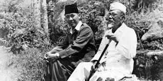 Sukarno dan Haji Agus Salim
