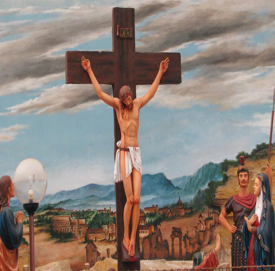 GAMBAR KRISTEN: GAMBAR SALIB