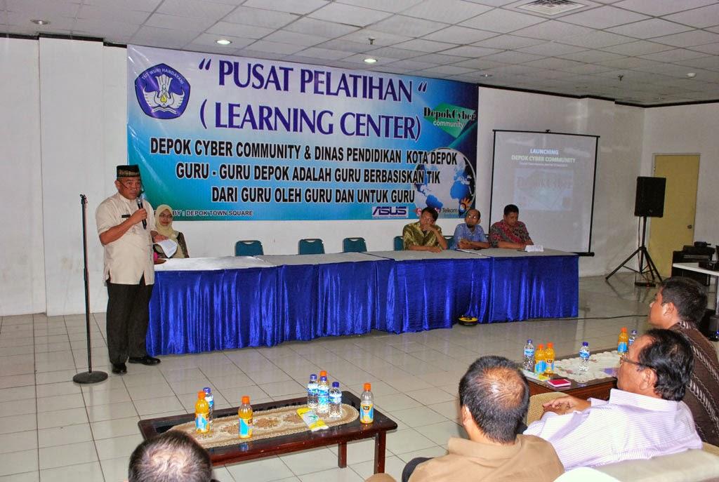 Untuk Meningkatkan Kualitas dan Mutu Pendidikan maka Porsi Pelatihan Kepala Sekolah dan Guru Ditambah