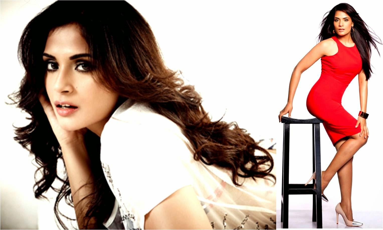 Richa Chadda, heroine of Bollywood movie Cabaret
