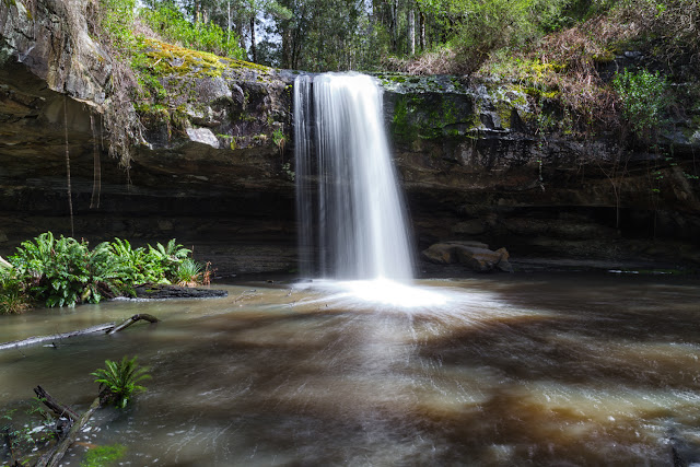 lower kalimna falls otways lorne