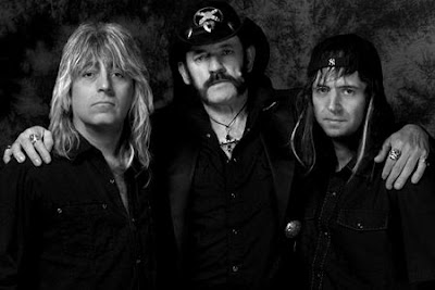 motörhead - Mickey Dee, Lemmy e Phil Campbell