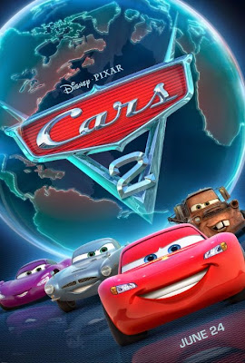 Poster Of Free Download Cars 2 2011 300MB Full Movie Hindi Dubbed 720P Bluray HD HEVC Small Size Pc Movie Only At pueblosabandonados.com
