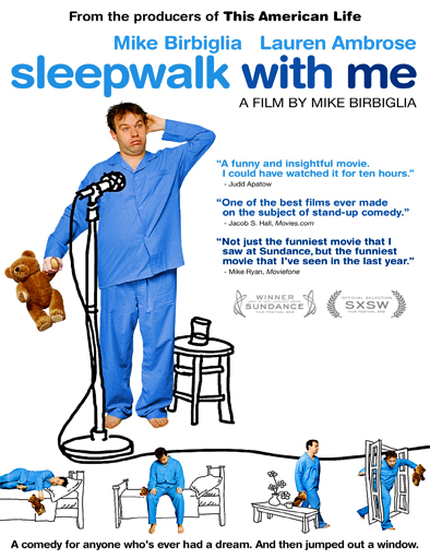 Ver Sleepwalk With Me (2012) Online