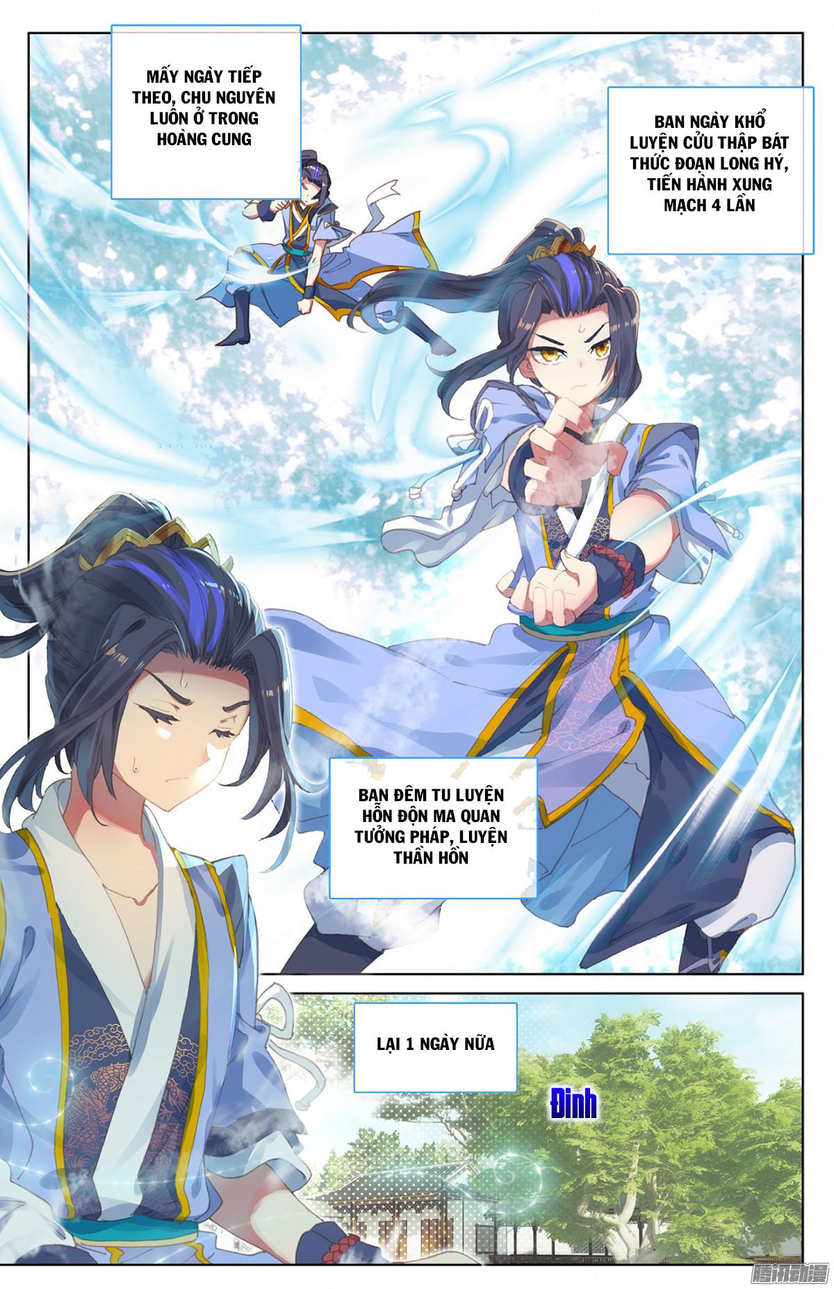 Nguyên Tôn Chapter 17 - Hamtruyen.vn