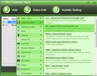 MKV.Converter.Studio.v2.0.1 ~ Download free Software