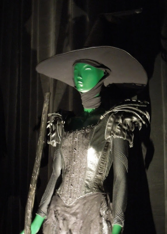 Wicked Witch costume Oz the Great and Powerful
