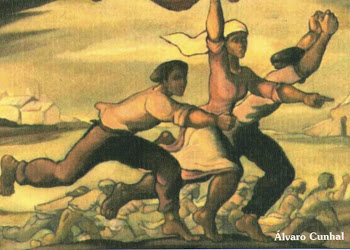 Desenho de Álvaro Cunhal